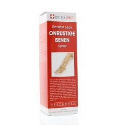DR Fix Onrustige benen spray 100 ml | Superfoodstore.nl