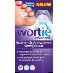 Wortie Wrattenverwijderaar advanced 50 ml | € 16.61 | Superfoodstore.nl