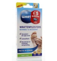 Beenverzorging Wartner Wrattenpleister 24 stuks kopen