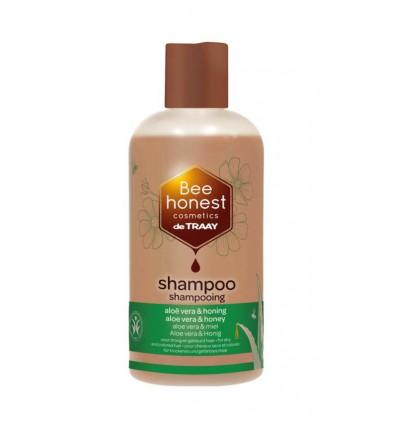 Natuurlijke Shampoo Traay Bee Honest Shampoo aloe vera / honing 250 ml kopen