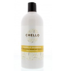 Chello Shampoo kamille 500 ml | Superfoodstore.nl