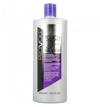 Provoke Shampoo touch of silver color care 400 ml