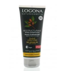 Logona Conditioner arganolie 200 ml | Superfoodstore.nl