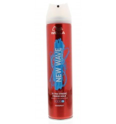New Wave Rock & hold spray 250 ml | Superfoodstore.nl