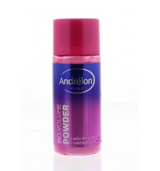 Andrelon Pink get the volume powder 7 gram   € 4.09   Superfoodstore.nl