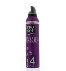 Proset Mousse ultra 250 ml | Superfoodstore.nl