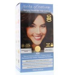 Haarverf Tints Of Nature 4N middelbruin 1 set kopen