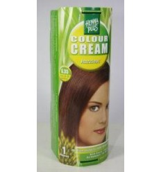 Henna Plus Colour cream 6.35 hazelnut 60 ml | Superfoodstore.nl