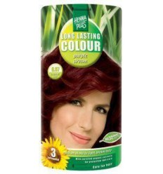 Henna Plus Long lasting colour 6.67 purple dream 100 ml |