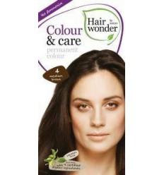 Hairwonder Colour & Care 4 medium brown 100 ml |