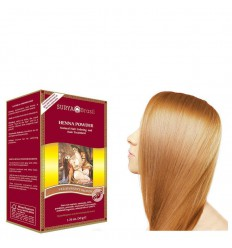 Surya Brasil Henna haarverf poeder aardbei blond 50 gram |