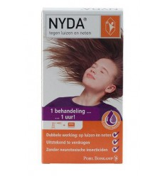 Nyda Luizen/neten/eitjes spray 50 ml | Superfoodstore.nl