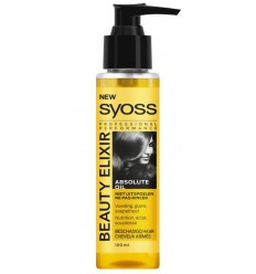 Overig haar Syoss Beauty elixir absolute oil haarolie 100 ml