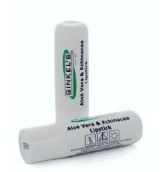 Ginkel's Aloe & echinacea lipstick 5 gram | Superfoodstore.nl