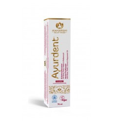Maharishi Ayurveda Ayurdent tandpasta classic 75 ml | € 4.34 | Superfoodstore.nl