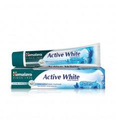 Himalaya Herbal tandpasta active white 75 ml | Superfoodstore.nl