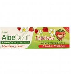 Aloe Dent Aloe dent aloe vera kinder tandpasta 50 ml |