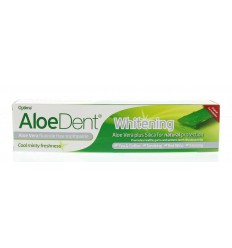 Aloe Dent Aloe dent aloe vera tandpasta whitening 100 ml |