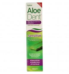 Aloe Dent Aloe dent aloe vera tandpasta sensitive 100 ml |
