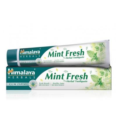 Tandpasta Himalaya Mint fresh kruiden 75 ml kopen