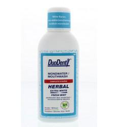 Duodent Mondwater herbal 100 ml | Superfoodstore.nl