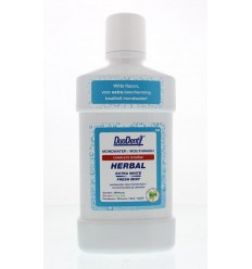 Duodent Mondwater herbal 500 ml | Superfoodstore.nl