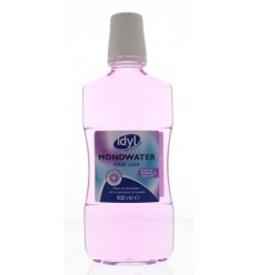 Idyl Mondwater total care 500 ml | € 2.37 | Superfoodstore.nl