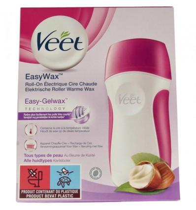 Ontharingsmiddelen Veet Easy wax starter kopen