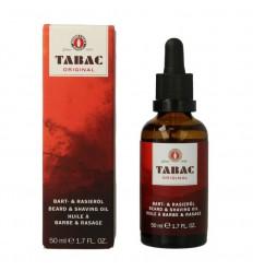 Scheeraccessoires Tabac Original baard & scheerolie 50 ml kopen