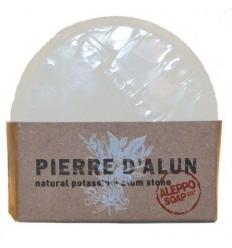 Aleppo Soap Co Aluinsteen 100 gram | Superfoodstore.nl