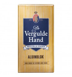 Vergulde Hand Aluinblok 75 gram | € 1.75 | Superfoodstore.nl