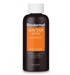 Biodermal Sun tan extra 200 ml | Superfoodstore.nl