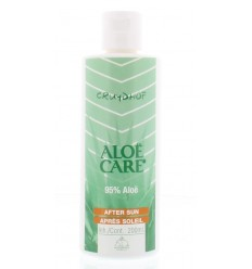 Aloe Care After sun 200 ml | Superfoodstore.nl
