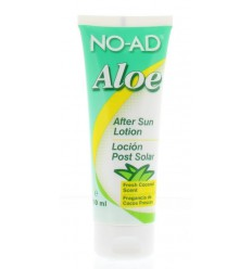 Noad Aftersun lotion aloe vera 100 ml | € 4.29 | Superfoodstore.nl