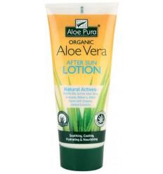 Optima Aloe pura aftersun lotion aloe vera 200 ml  