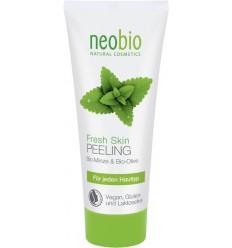 Neobio Fresh skin peeling 100 ml   Superfoodstore.nl