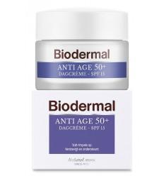 Biodermal Dagcreme anti age 50+ 50 ml | Superfoodstore.nl