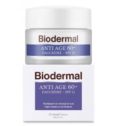 Biodermal Dagcreme anti age 60+ 50 ml | Superfoodstore.nl