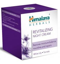 Himalaya Herb revitaliserende nachtcreme 50 ml |