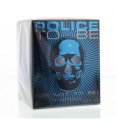 Police To Be Or not to be men eau de toilette 40 ml |