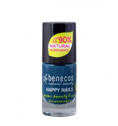 Benecos Nagellak nordic blue 5 ml | Superfoodstore.nl