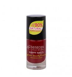 Benecos Nagellak cherry red 5 ml | Superfoodstore.nl