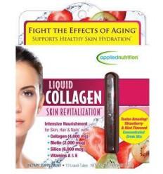 Irwin Naturals Liquid collagen skin revital 10 stuks  