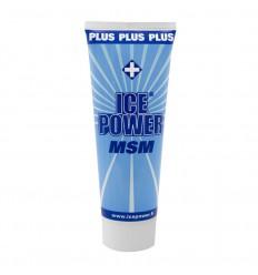 Ice Power Gel + MSM 200 ml   Superfoodstore.nl