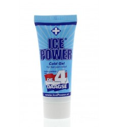 Ice Power Gel mini 20 ml   Superfoodstore.nl
