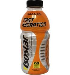 Isostar Liquid petfles orange 500 ml | Superfoodstore.nl