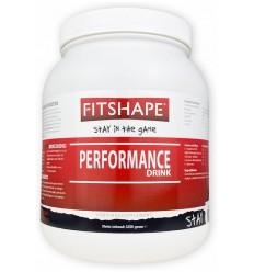 Fitshape Performance drink 1250 gram | Superfoodstore.nl