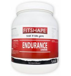 Fitshape Endurance drink 1250 gram | Superfoodstore.nl