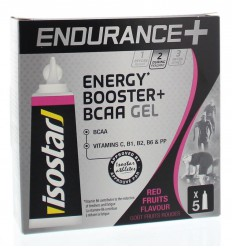 Isostar Endurance BCAA gel 100 gram | Superfoodstore.nl