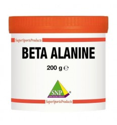Sportvoeding SNP Beta alanine puur 200 gram kopen